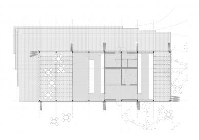 Pavilon na Výstavišti - Půdorys  - foto: Papundekl architekti