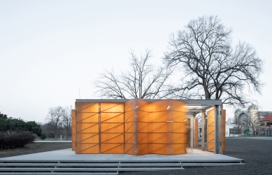 Pavilon na Výstavišti - foto: Alex Shoots Buildings