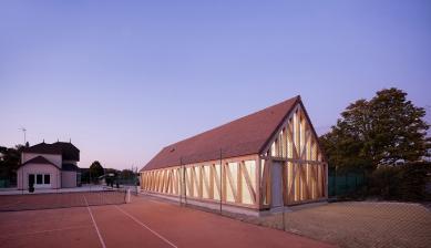 Garden Tennis Club of Cabourg - foto: © Javier Callejas