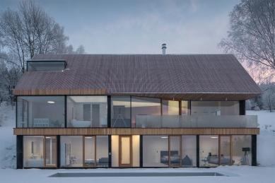 Rodinný dům Krkonoše - foto: Petr Polák