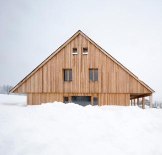 Horská usedlost na Šumavě - foto: Tomáš Rasl