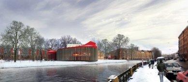 New Holland - foto: © Erick van Egeraat associated architects
