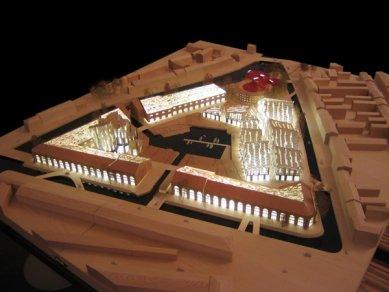 New Holland - Model projektu - foto: © Erick van Egeraat associated architects