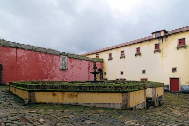 Obnova a konverze kláštera sv. Martina v Tibães - foto: Petr Šmídek, 2013