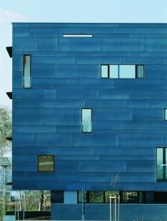 Bytový dům na Kavčích horách 1 - foto: © archiv ateliéru KAAMA