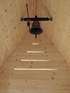 Zvonička na Vlašských boudách - foto: Tomáš Polák