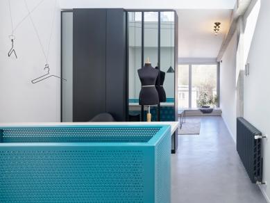 Atypický mezonetový byt v Podolí - foto: KIVA