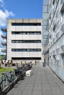 School of Architecture Marne-la-Vallée - foto: Petr Šmídek, 2019