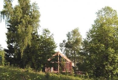 Stodola v Maxově - foto: © archiv Martina Rajniše
