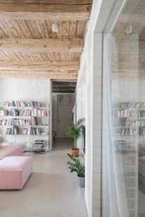 Apartment Svätoplukova - foto: Matej Hakár