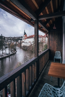 Apartmány a bistro Topinka