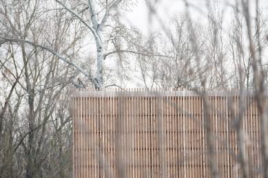Víkendový dom pri Dunaji - foto: Tomáš Manina