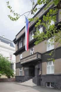Obnova Školy architektury AVU - foto: Tomáš Souček