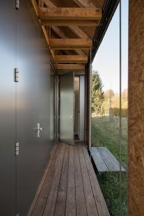 Dům vKřižánkách - foto: David Korsa