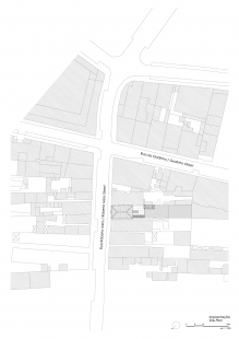 Robert Ivens House - Situace - foto: Castanheira & Bastai Architects