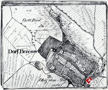 Fara Vřesovice - Historická situace