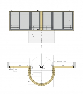 Bytový dům Šumavská - Balkon