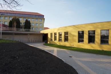 Nový pavilon základní školy v Líbeznicích - foto: Jiří Alexander Bednář
