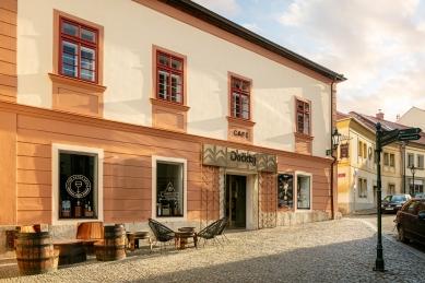 Apartmány a Cafe Dačický - foto: Jiří Lízler