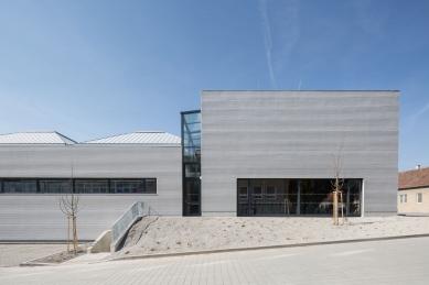 Městská hala Modřice - foto: Tomáš Slavík
