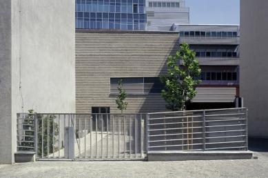 Rekonstrukce a dostavba synagogy v Praze - foto: Tomáš Souček