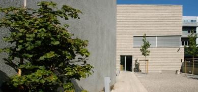 Rekonstrukce a dostavba synagogy v Praze - foto: Ester Havlová