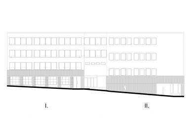 Viola centrum pre umenie - Uliční pohled - foto: zerozero
