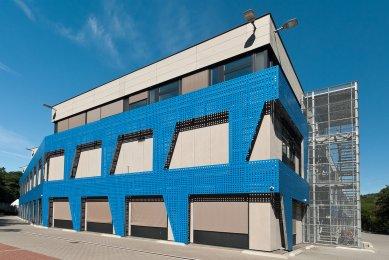 Výrobní a administrativní areál firmy Tescan II.