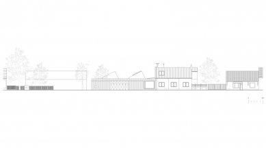 Sídlo firmy Elklima - Uliční pohled - foto: žalský architekti