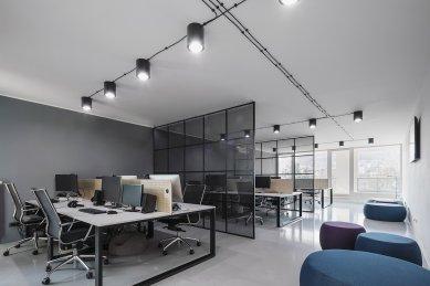Kanceláře Madeo - foto: Lukáš Pelech