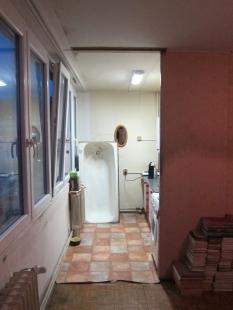 Experimentální byt na experimentálním sídlišti Invalidovna - Původní stav