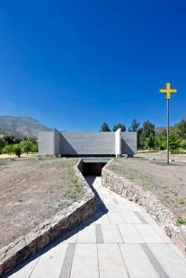 Zapuštěná kaple u svatyně Terezie Andské - foto: Sergio Pirrone