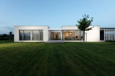 Rodinný dům v Kunovicích - foto: Lukáš Němeček