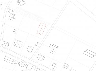 House D - Situace - foto: Aretz Dürr Architektur