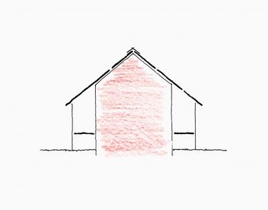 House D - Skica - foto: Aretz Dürr Architektur