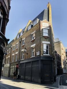 Apartmány na Widegate Street