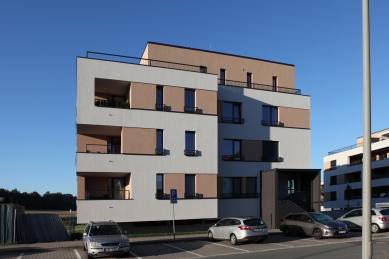 Bytové domy 13 a 22 v Podzámčí