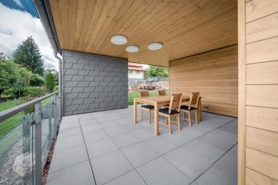 Rodinný dům s verandou - foto: Petr Košťál
