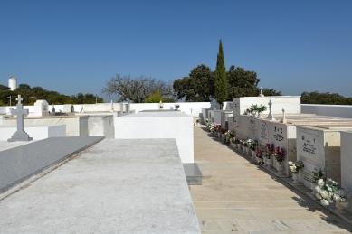 Estrela Cemetery - foto: Petr Šmídek, 2018