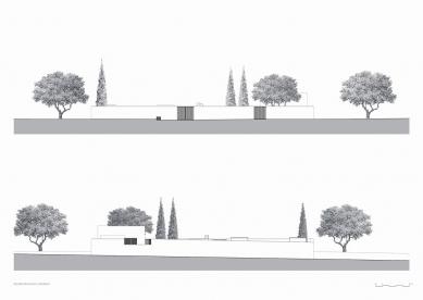 Estrela Cemetery - Pohledy - foto: Pedro Pacheco arquitectos