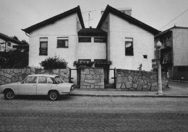 Four Dwellings Matosinhos - Historický snímek