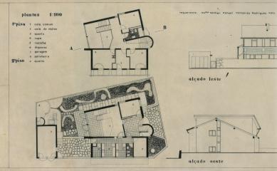 Four Dwellings Matosinhos - foto: Álvaro Siza