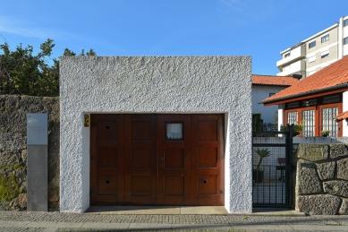 Four Dwellings Matosinhos - foto: Petr Šmídek, 2020