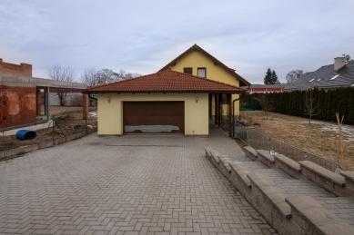 """Rodinný dům """"ŽLUŤÁK"""" v Humpolci - Původní stav - foto: archiv OK PLAN"""