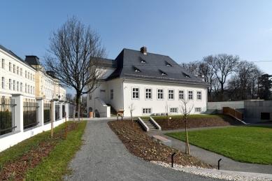 Rekonstrukce Müllerova domu - foto: Roman Polášek