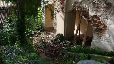 Rekonstrukce Müllerova domu - Původní stav