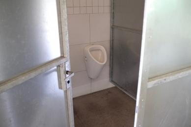 Rekreační areál Běstvina - hygienické zázemí - foto: Max Lipovský
