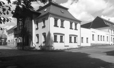 Lasvit Headquarters - Fotografie původního stavu - foto: o v-a