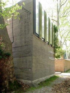 Venezuelan Pavilion for the Venice Biennale  - foto: Petr Šmídek, 2002