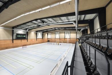 Sportovní hala Svojsíkova - foto: Roman Polášek